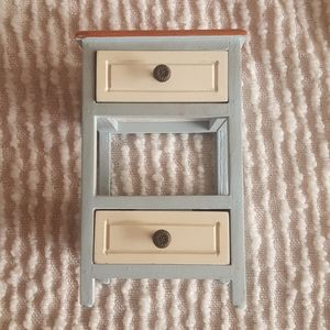 Two Drawer Vanity Storage